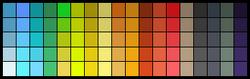 Corpus Palette