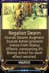 Negation Swarm