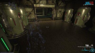 Астероид Гринир место5(2) комната