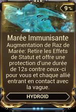 Marée Immunisante
