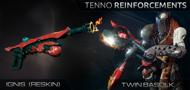 Update 17.8.0 Tenno Reinforcement