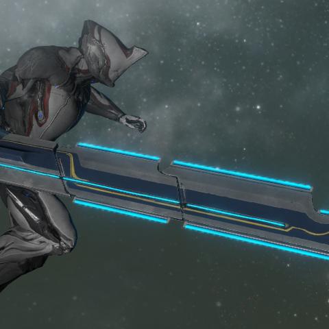The Veritux sword.
