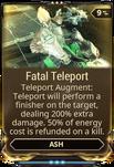 Fatal Teleport