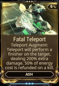 FatalTeleportMod