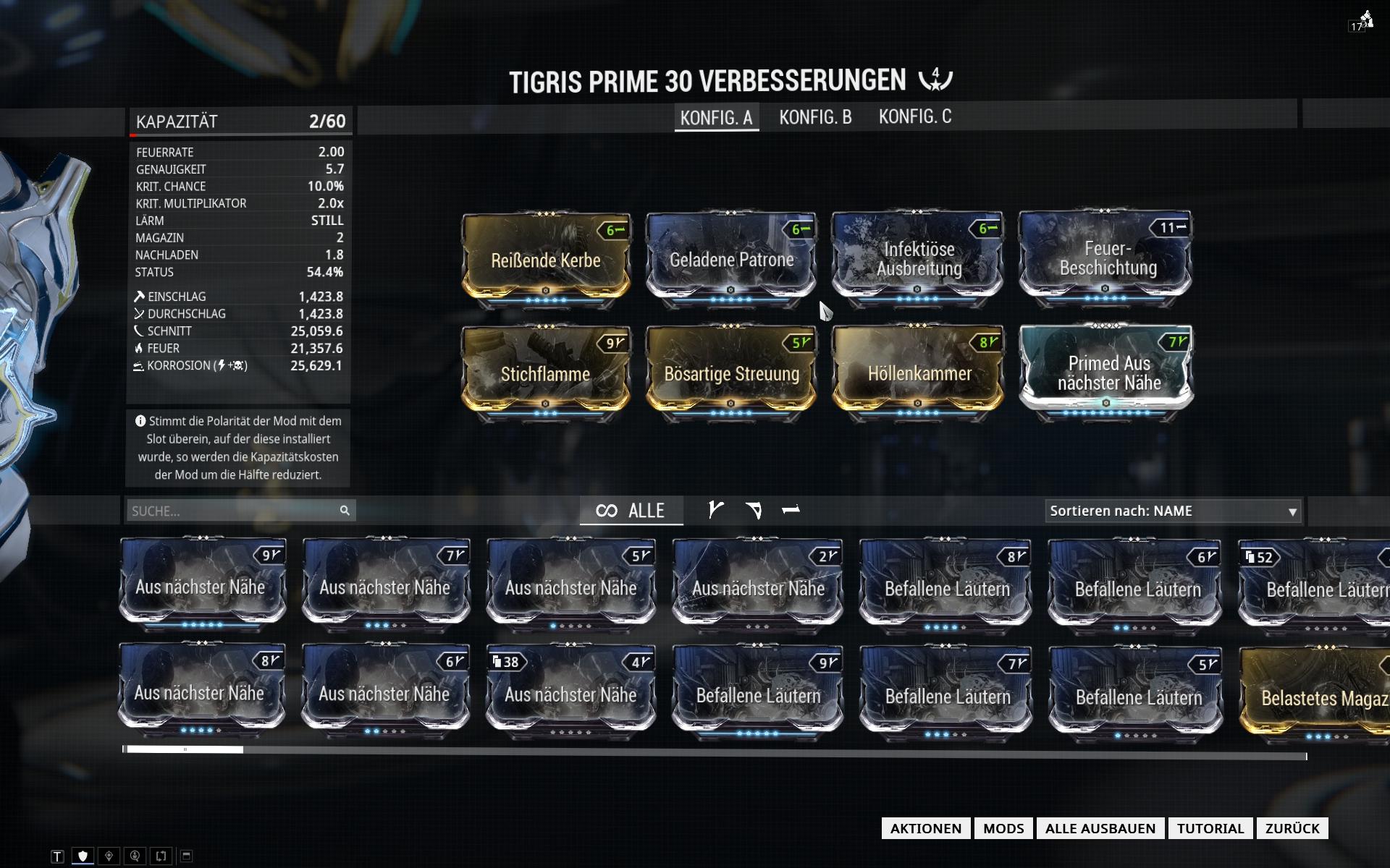 warframe how to get tigris prime