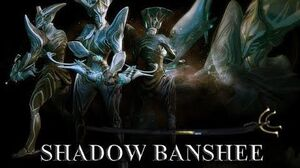 WARFRAME - Shadow Banshee