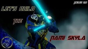Warframe Let's Build the Nami Skyla Swords (Melee 2