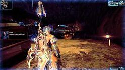 Warframe Uranus Boss Fight Tyl Regor Solo