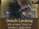 Dresch-Landung