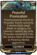 PeacefulProvocation