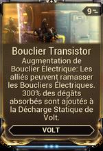 Bouclier Transistor
