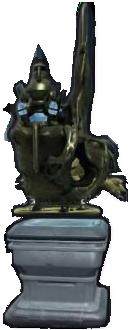 Cicero Crisis Gold Trophy