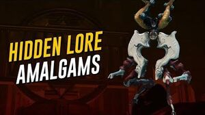 Hidden Lore Alad V, The Sentients & Amalgams (Warframe)