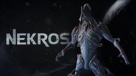 Warframe Profile - Некрос