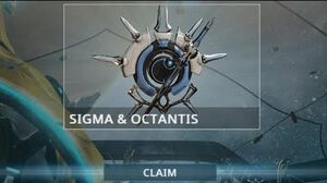 Warframe Sigma & Octantis Special Attack Demonstration