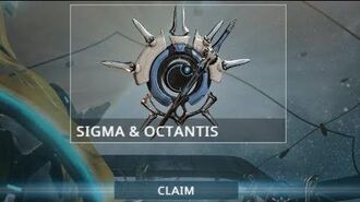 Warframe Sigma & Octantis Special Attack Demonstration