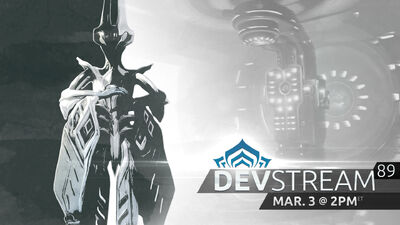 Devstream 89 banner