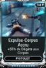 Expulse-Corpus Accru