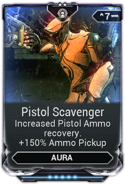 Pistol Scavenger Warframe Wiki Fandom Powered By Wikia
