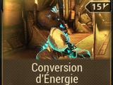 Conversion d'Énergie