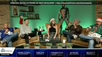 Warframe Devstream 121