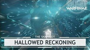 Warframe Syndicates Oberon's Hallowed Reckoning thesnapshot