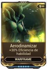 Aerodinamizar