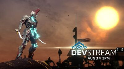 Devstream 114 banner