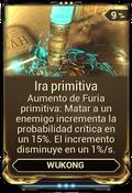 Ira primitiva