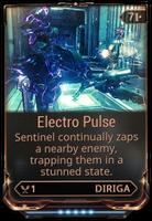 Pulsation Electrique
