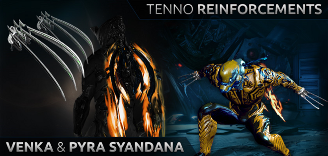 Update 13.9.0 Tenno Reinforcements