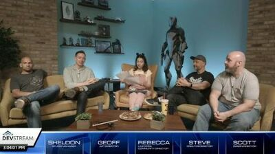 Warframe Devstream 109
