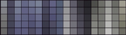 Agonie Palette