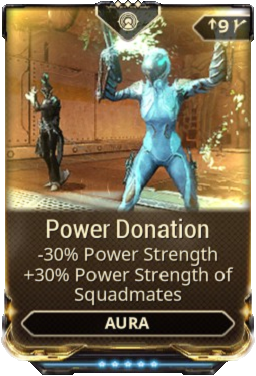 Power Donation Warframe Wiki Fandom Powered By Wikia 1349583