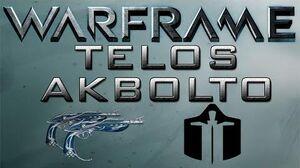Warframe Telos Akbolto 3 Forma update 15.5