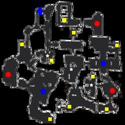 Bunker Map Detailed