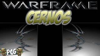 Warframe 11 ♠ Cernos
