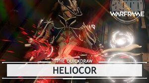 Warframe Heliocor, One Hot Shaft - 3 Forma thequickdraw