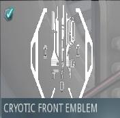 Cryotic Front Emblem