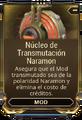 Núcleo de Transmutación Naramon