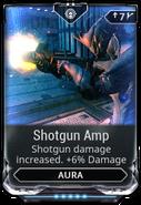 Shotgun Amp