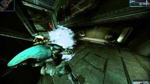 Warframe Ash's Blade Storm