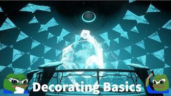 Warframe Dojo Decorating Basics