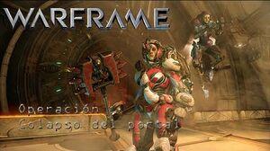 Warframe Operación Colapso de Portal