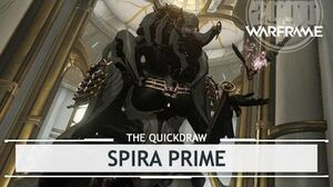 Warframe Spira Prime, Getting Drilled - 5 Forma thequickdraw