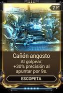 Cañón angosto