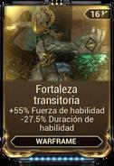 Fortaleza transitoria