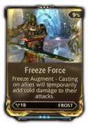 Freeze Force