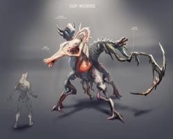 New infested boss - J3 golum
