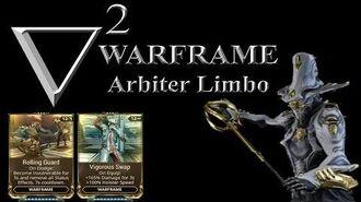 WARFRAME - Arbiter Limbo Experimental Build (Rolling Guard & Vigorous Swap)